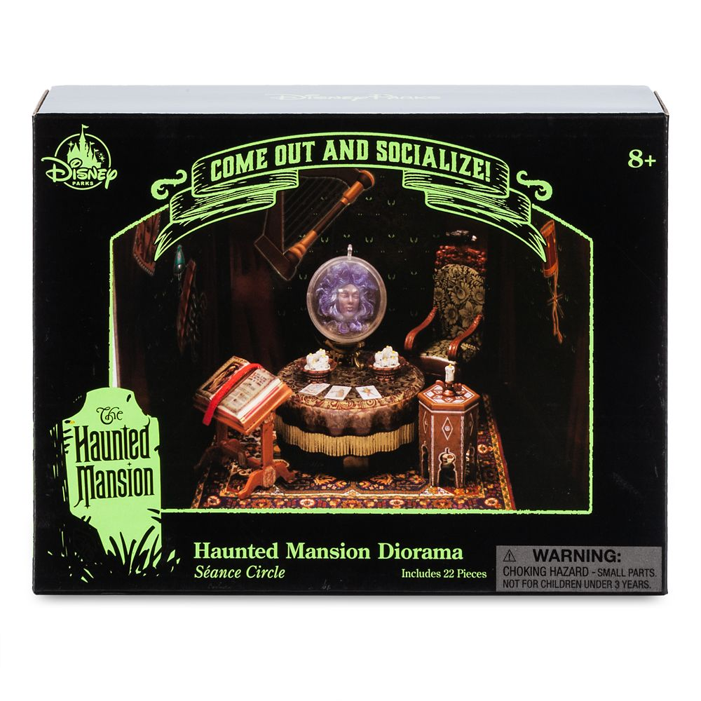 The Haunted Mansion Séance Circle Diorama Kit