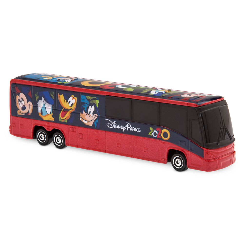 Disney Parks Toy Bus by Matchbox