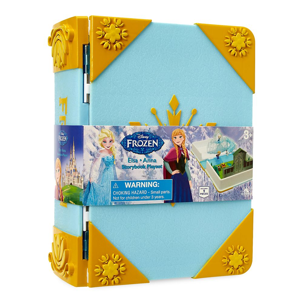 Frozen Storybook Playset