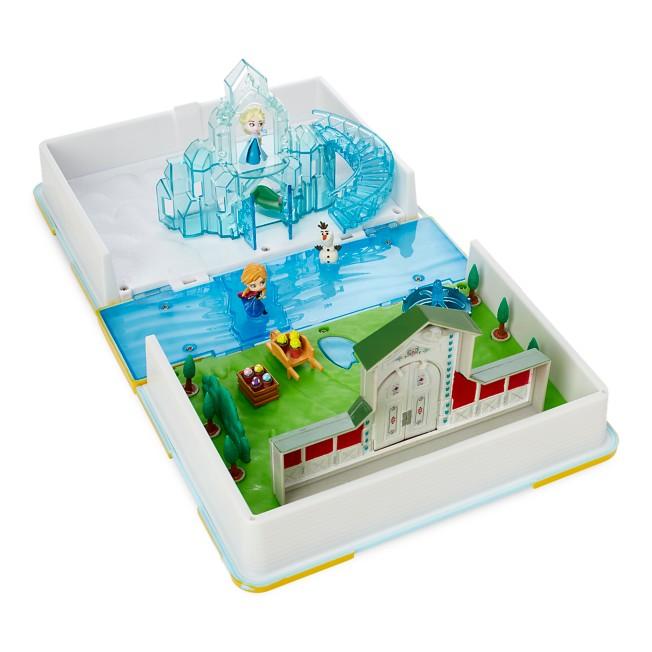 Frozen Storybook Playset