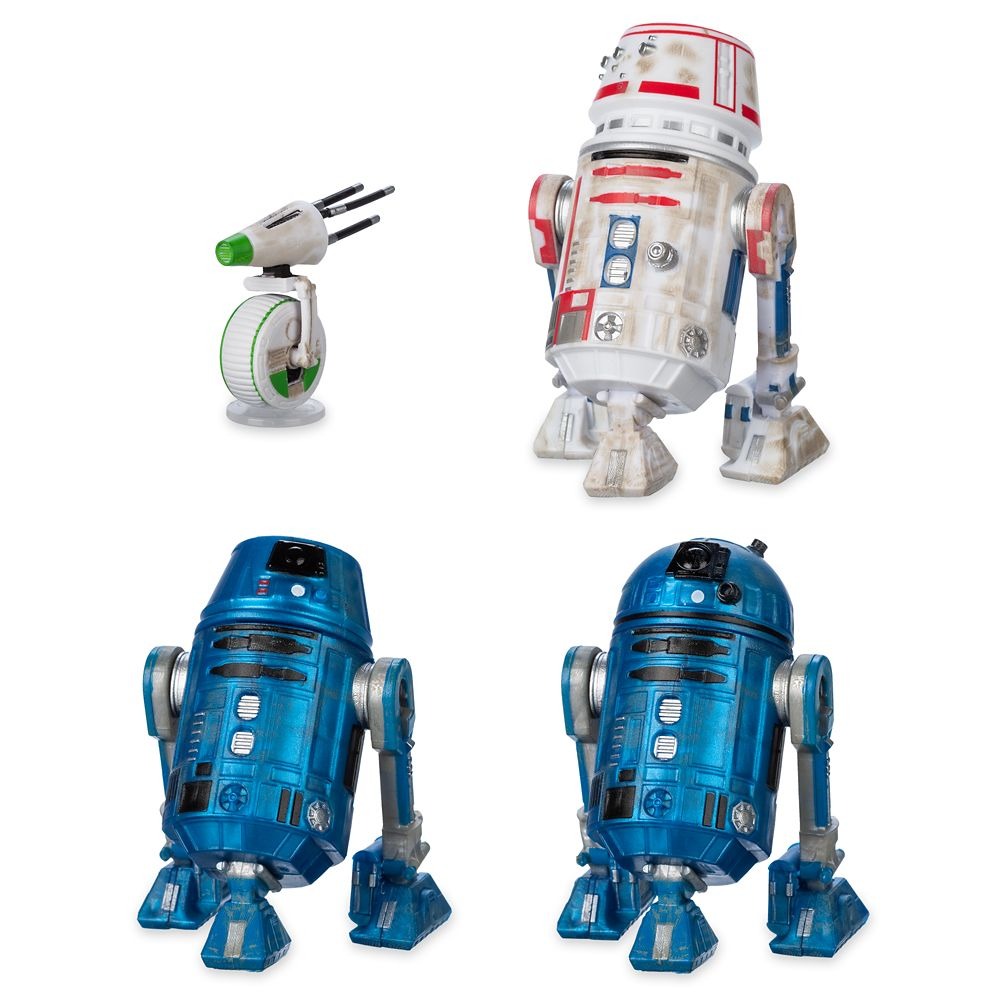Star Wars The Rise Of Skywalker Droid Factory Figure Set Shopdisney