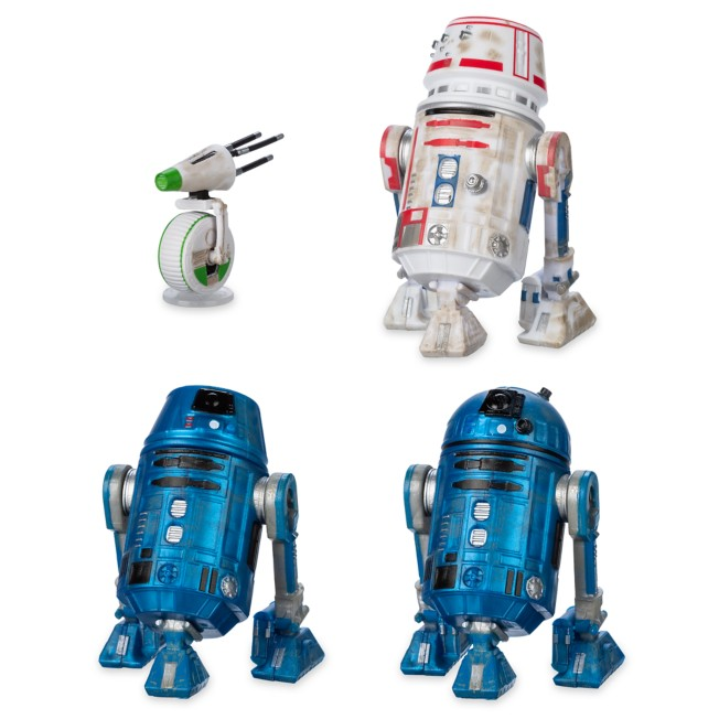 Star Wars: The Rise of Skywalker Droid Factory Figure Set