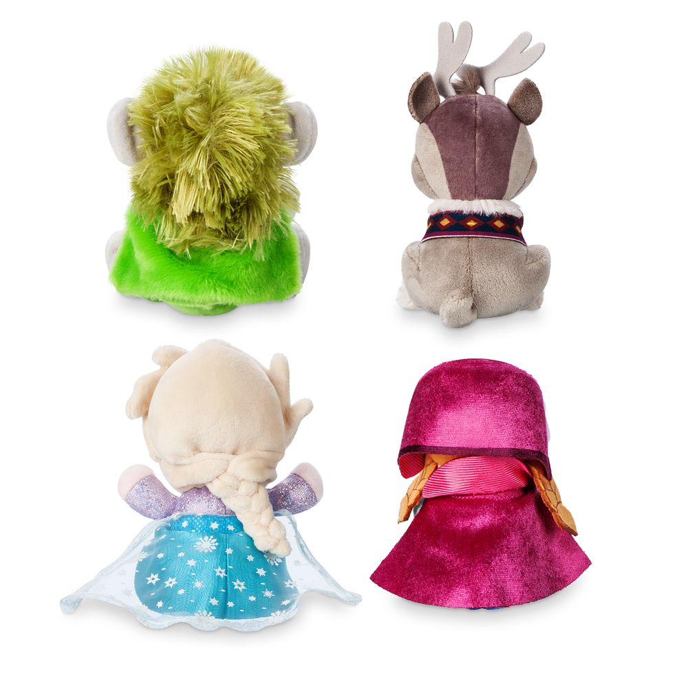 Disney Parks Wishables Mystery Plush – Frozen Ever After Series – Micro