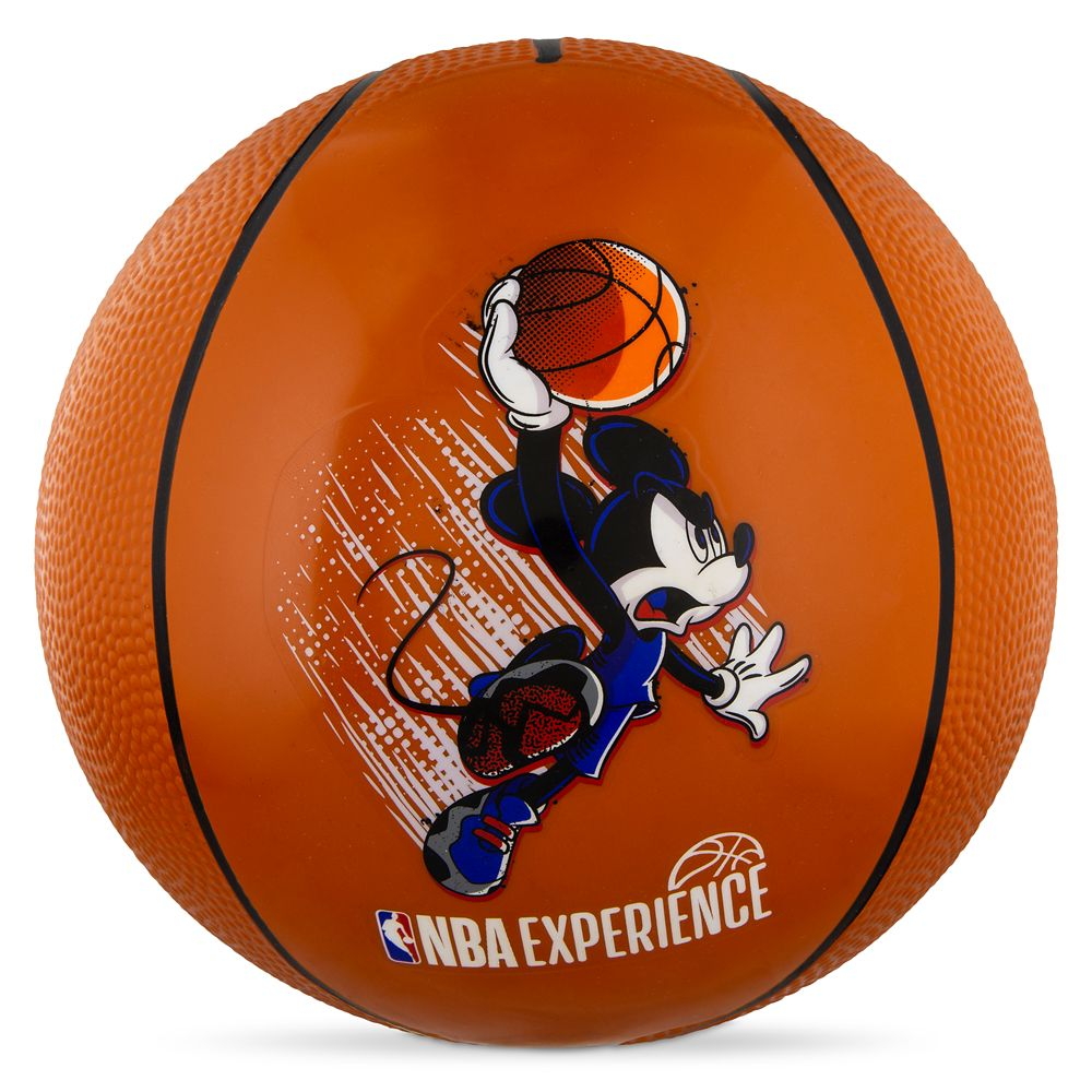 Mickey Mouse NBA Experience Spinning Ball