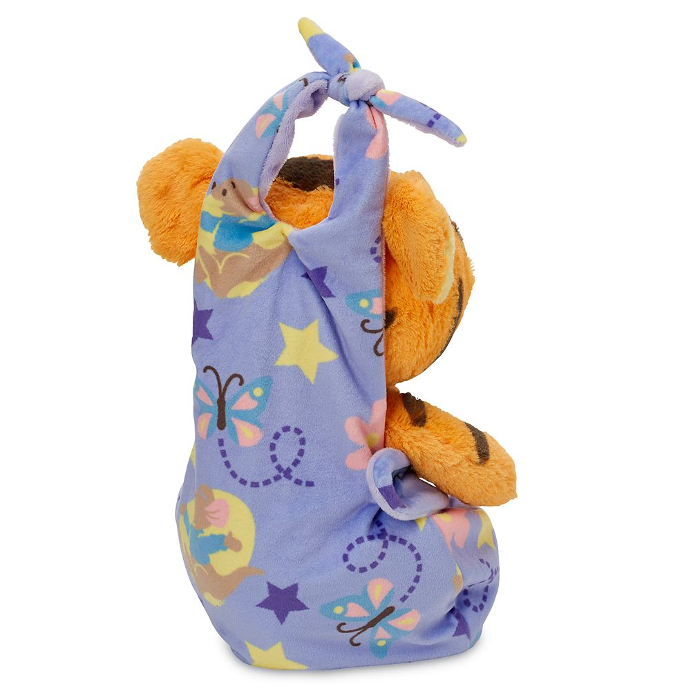 Tigger Plush with Blanket Pouch – Disney Babies – Small – 10''