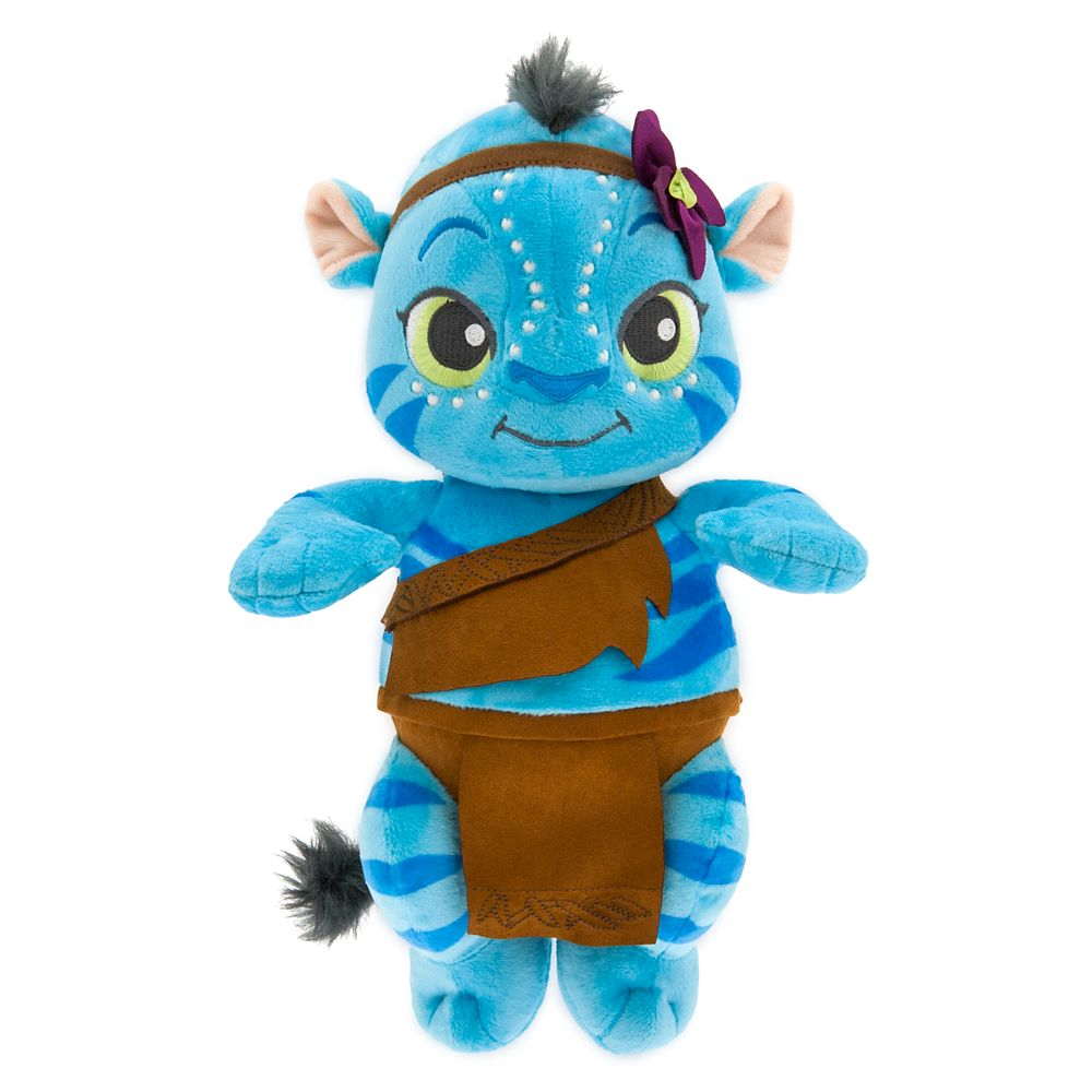Na'vi Plush with Blanket Pouch – Disney's Babies – Small – Pandora – The World of Avatar