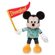 Mickey Mouse Park Life Plush – Disneyland – Small – 12''