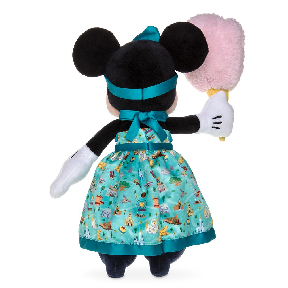Minnie Mouse Park Life Plush  – Small – 12''