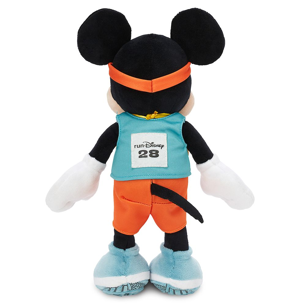 Mickey Mouse Plush – runDisney 2020 – Small – 12''