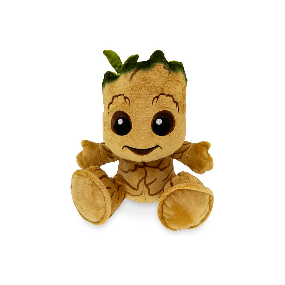 Baby Groot Big Feet Plush – Guardians of the Galaxy – Medium – 10''