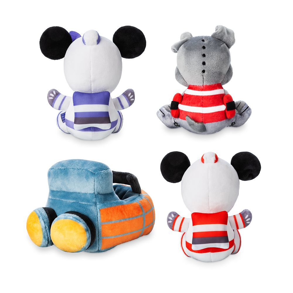 Disney Parks Wishables Mystery Plush – Space Mountain Series