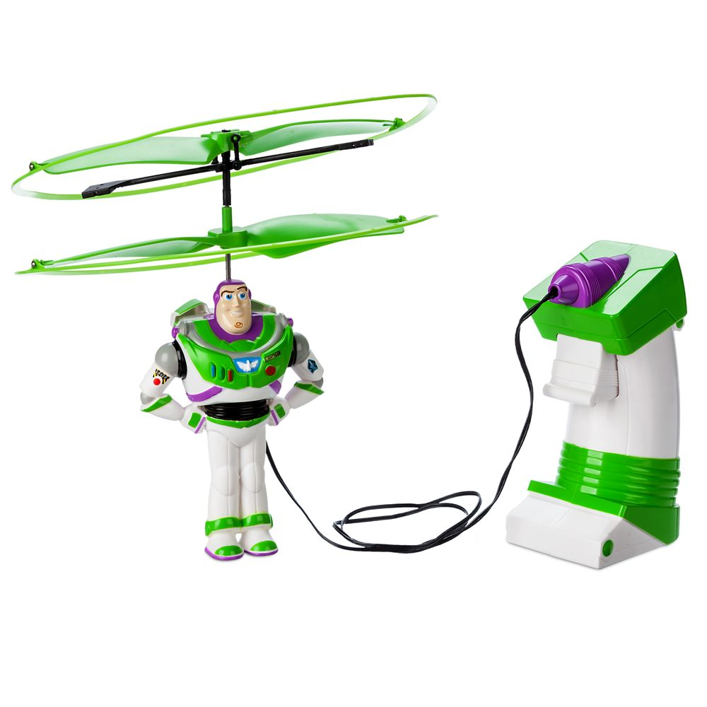Flying Buzz Lightyear Toy – Toy Story