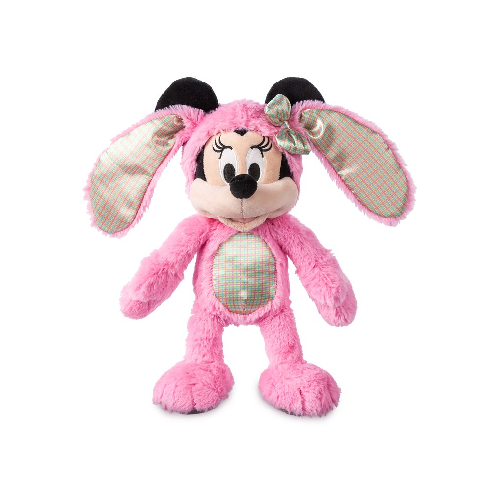 Minnie Mouse Plush Bunny – Easter 2020 – Small – 11''