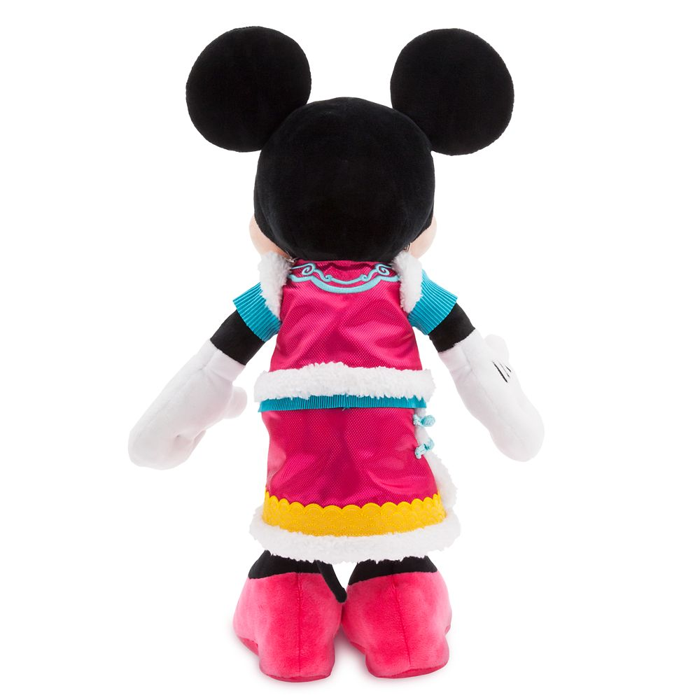 Minnie Mouse Plush – Lunar New Year 2020 – Medium – 18''