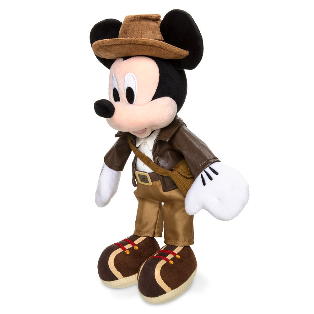 Mickey Mouse Plush – Adventureland – Small – 13''