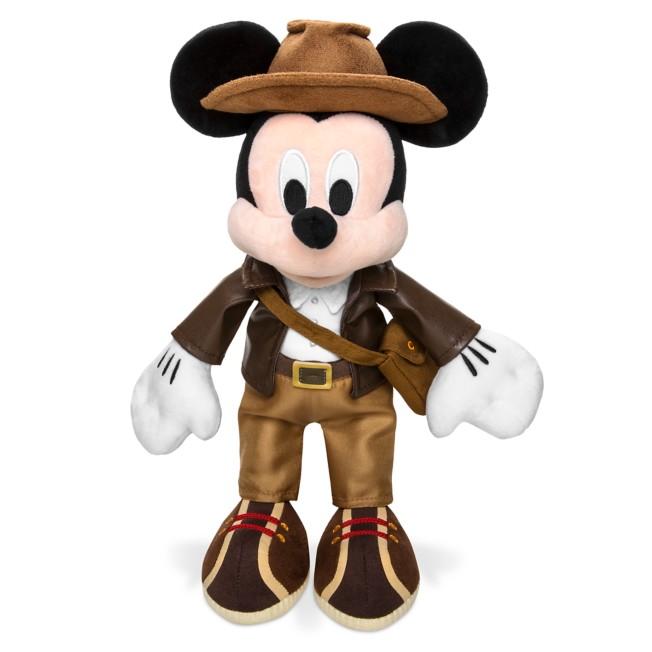 Mickey Mouse Plush – Adventureland – Small – 13''