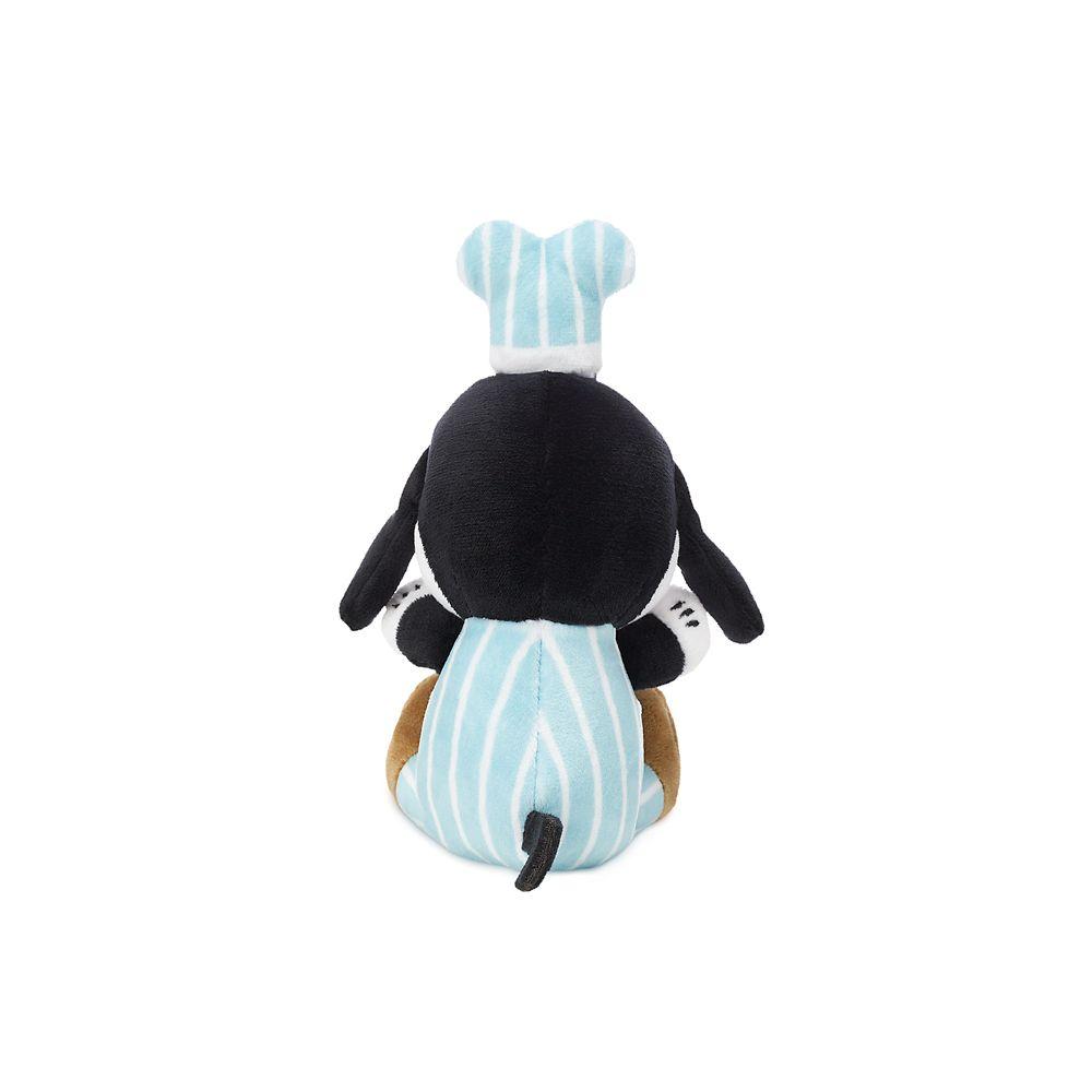 Goofy Disney Parks Wishables Plush – Mickey & Minnie's Runaway Railway – Micro – Limited Release