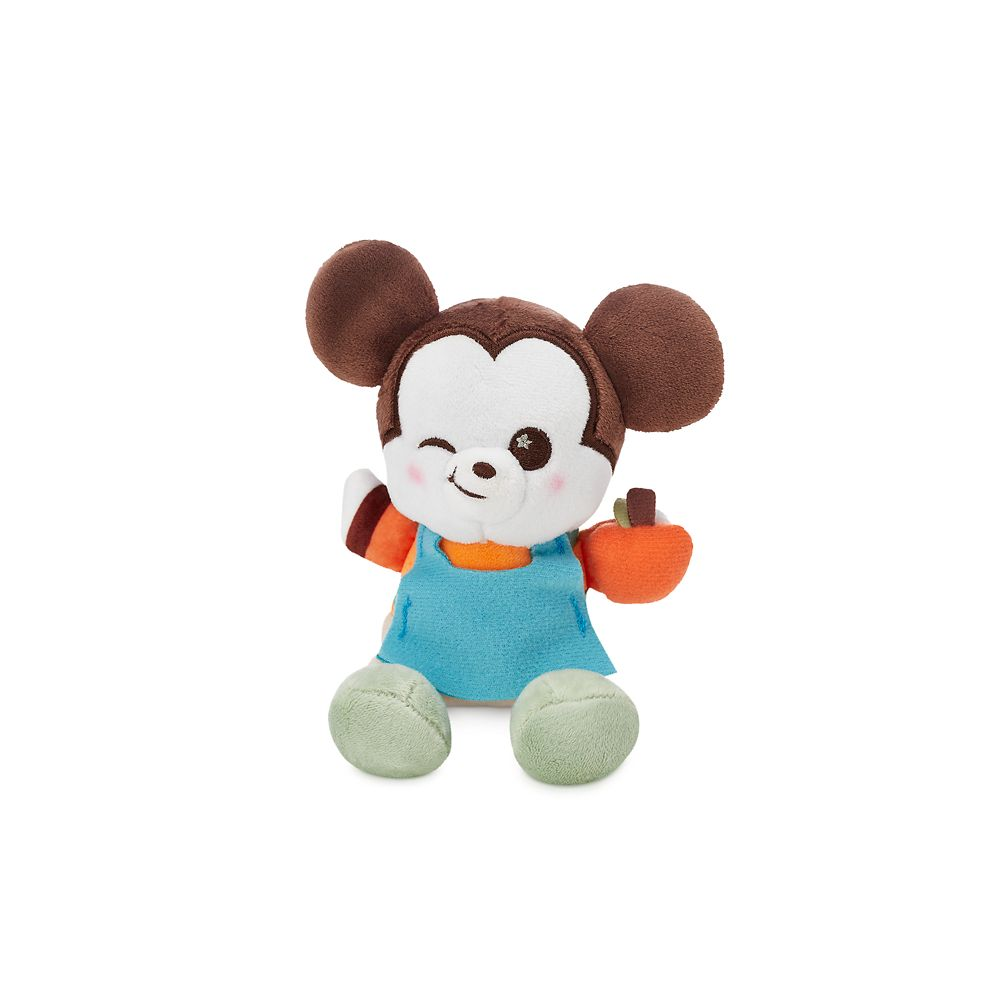 Mickey Mouse Disney Parks Wishables Plush –  Epcot International Flower and Garden Festival 2020 Series – Micro – Limited Release