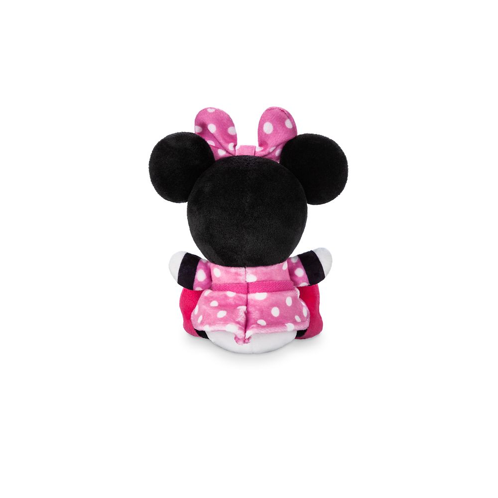 Minnie Mouse Pink Disney Parks Wishables Plush – Micro