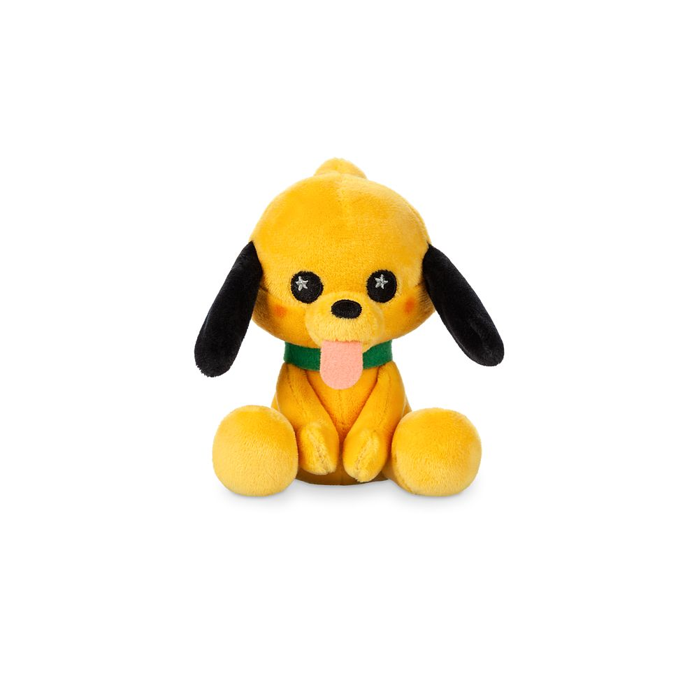 Pluto Disney Parks Wishables Plush – Micro