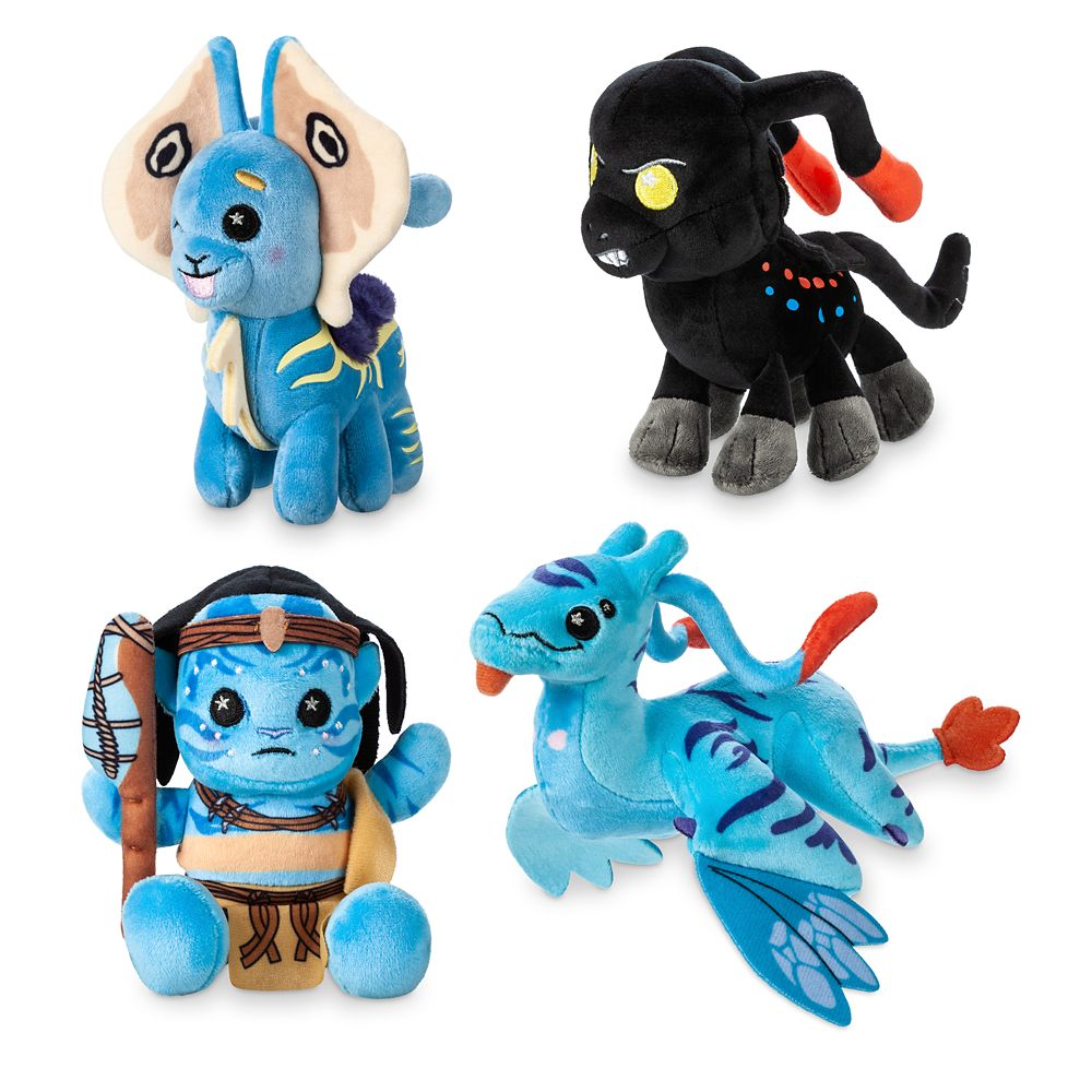 Disney Parks Wishables Mystery Plush – Pandora: The World of Avatar Series – Micro – Limited Release