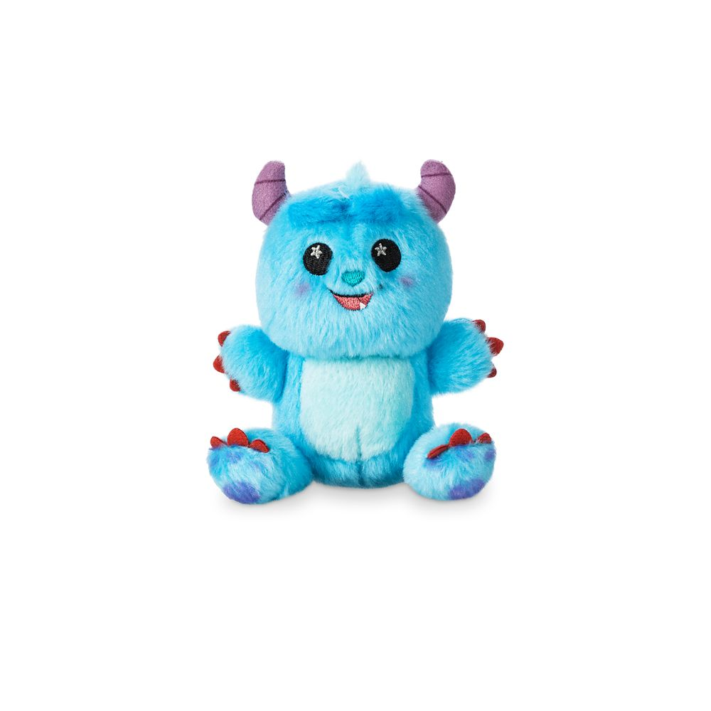 Sulley Disney Parks Wishables Plush – Monsters, Inc. Mike & Sulley to the Rescue Series – Micro – Limited Release