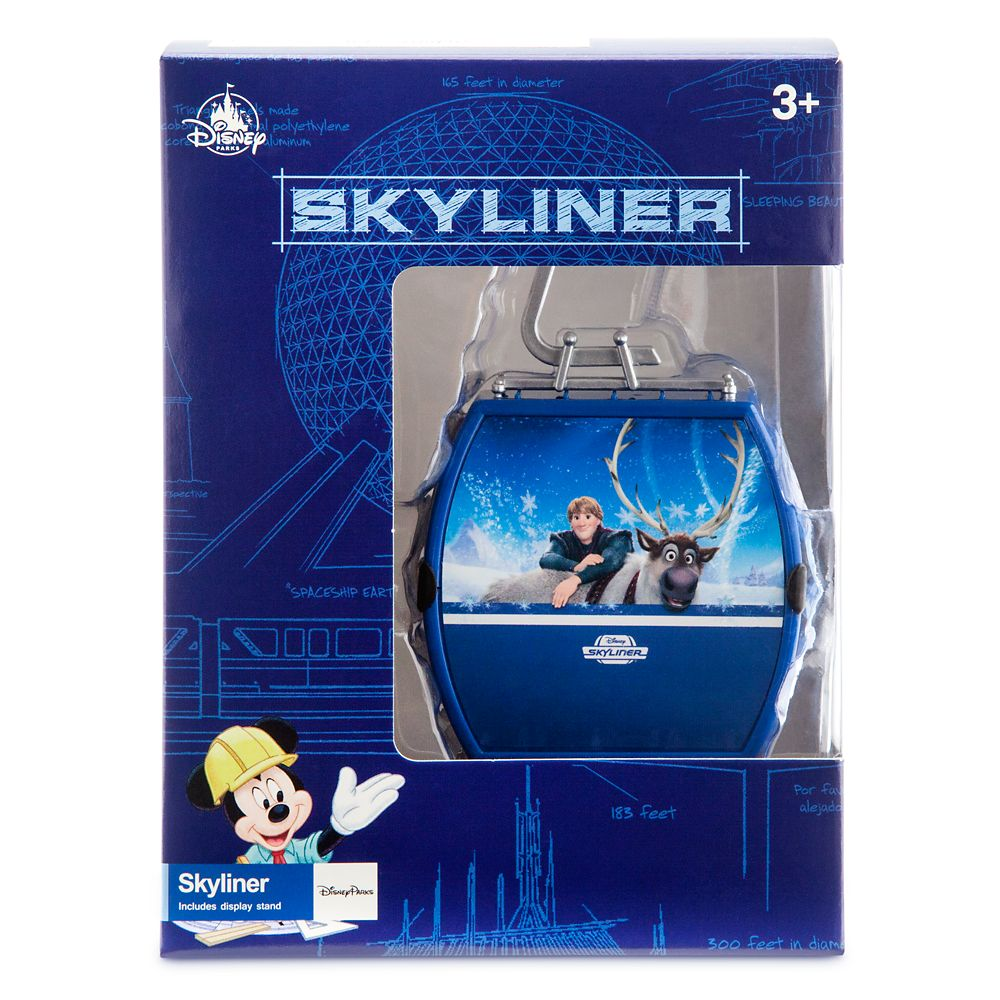 Frozen Skyliner Collectible Toy