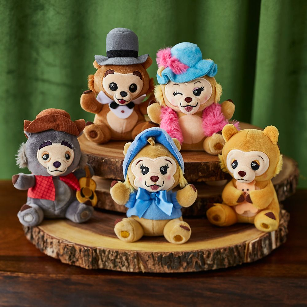 Disney Parks Wishables Mystery Plush – Country Bear Jamboree Series – Micro – Limited Release