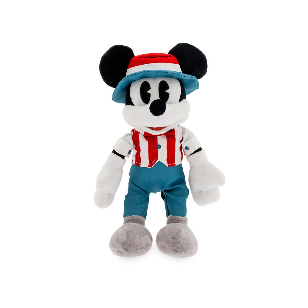 Mickey Mouse Americana Plush – Small – 11''