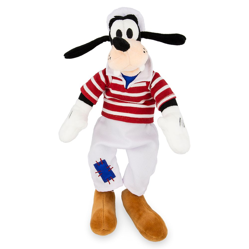 Goofy Plush  Disney Cruise Line  12''