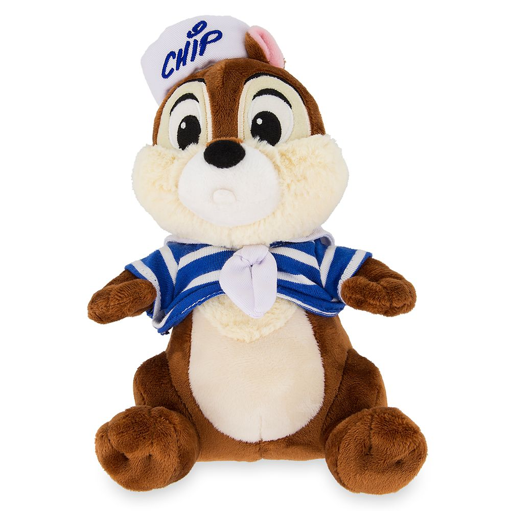 Chip Plush  Disney Cruise Line  9''