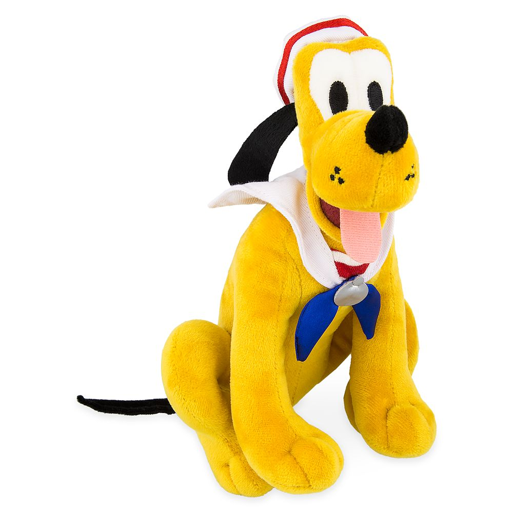 Pluto Plush  Disney Cruise Line  11''