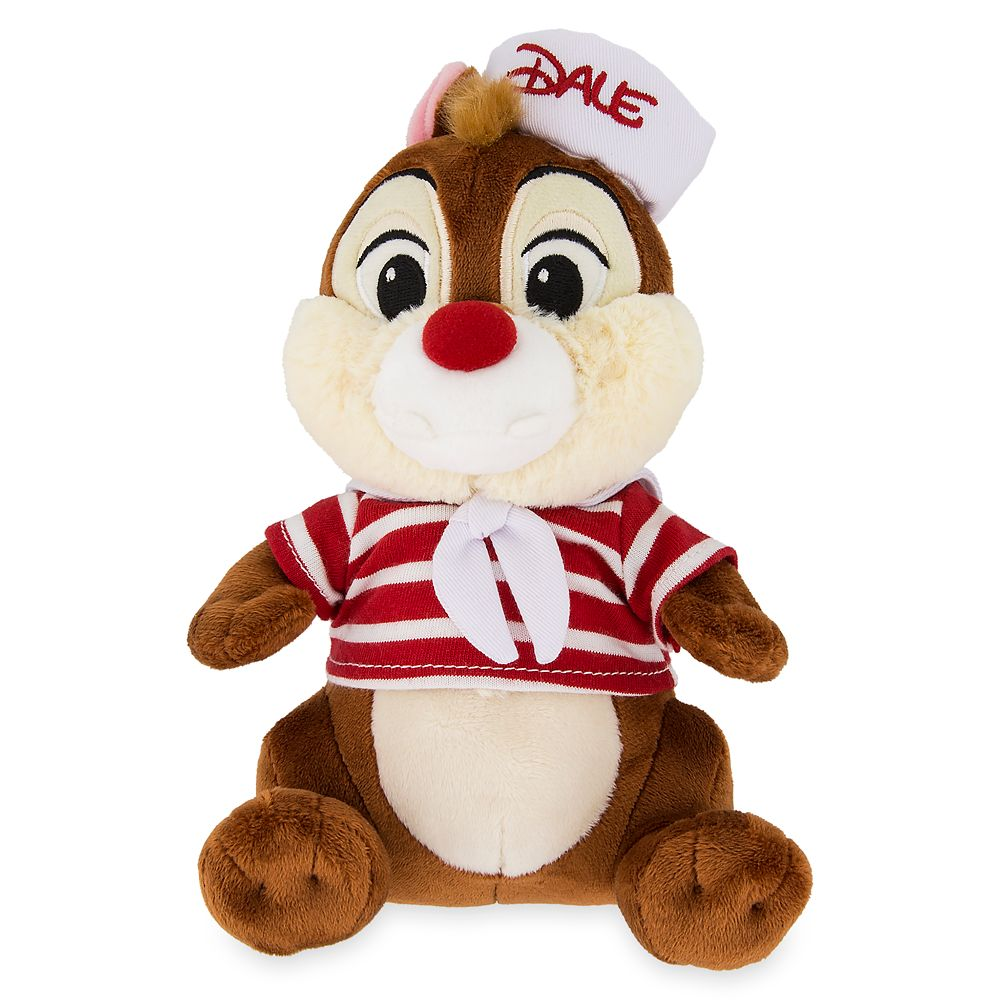 Dale Plush  Disney Cruise Line  10''