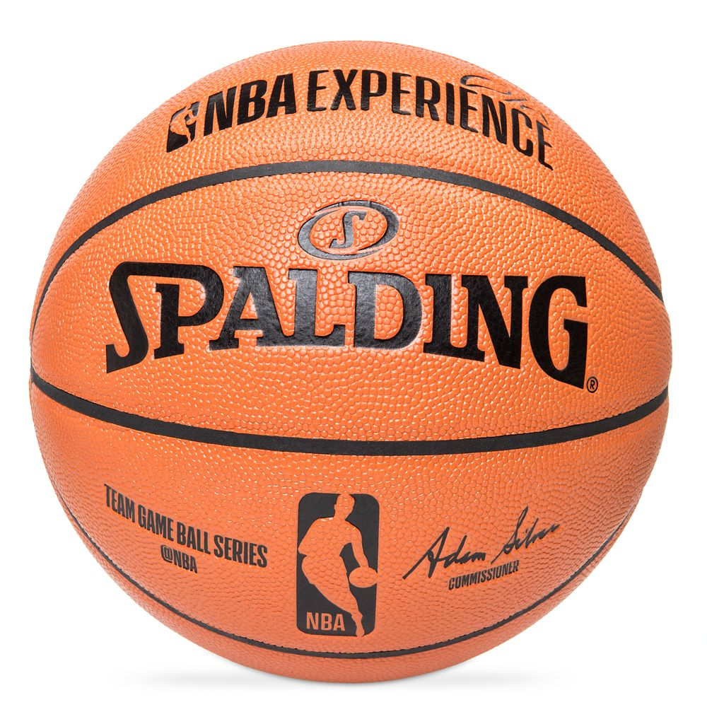 NBA Experience Basketball by Spalding