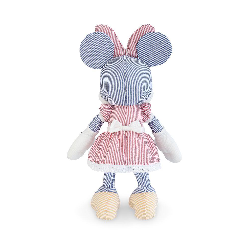 Minnie Mouse Seersucker Plush – Medium – 20''