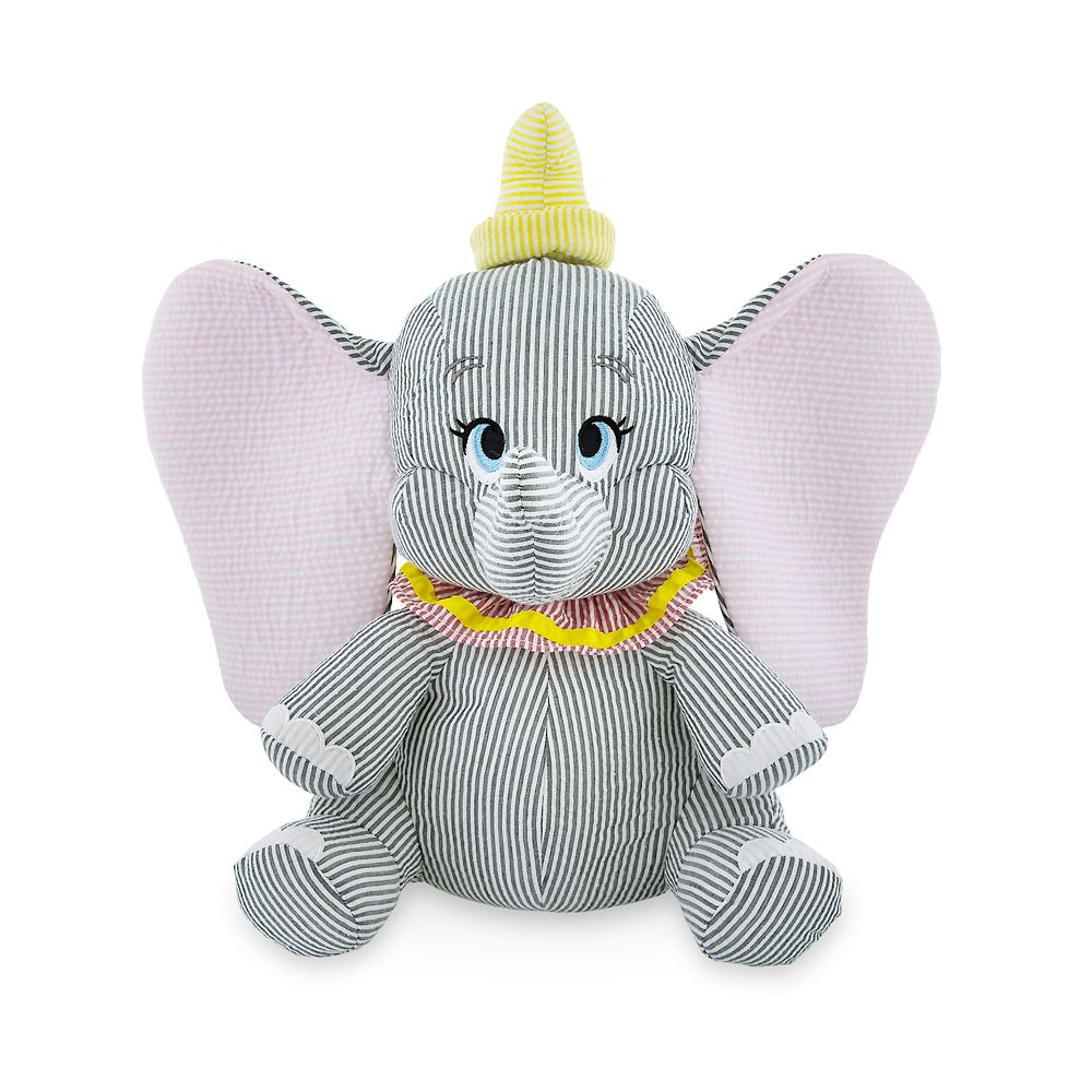 Dumbo Seersucker Plush – Medium – 16''