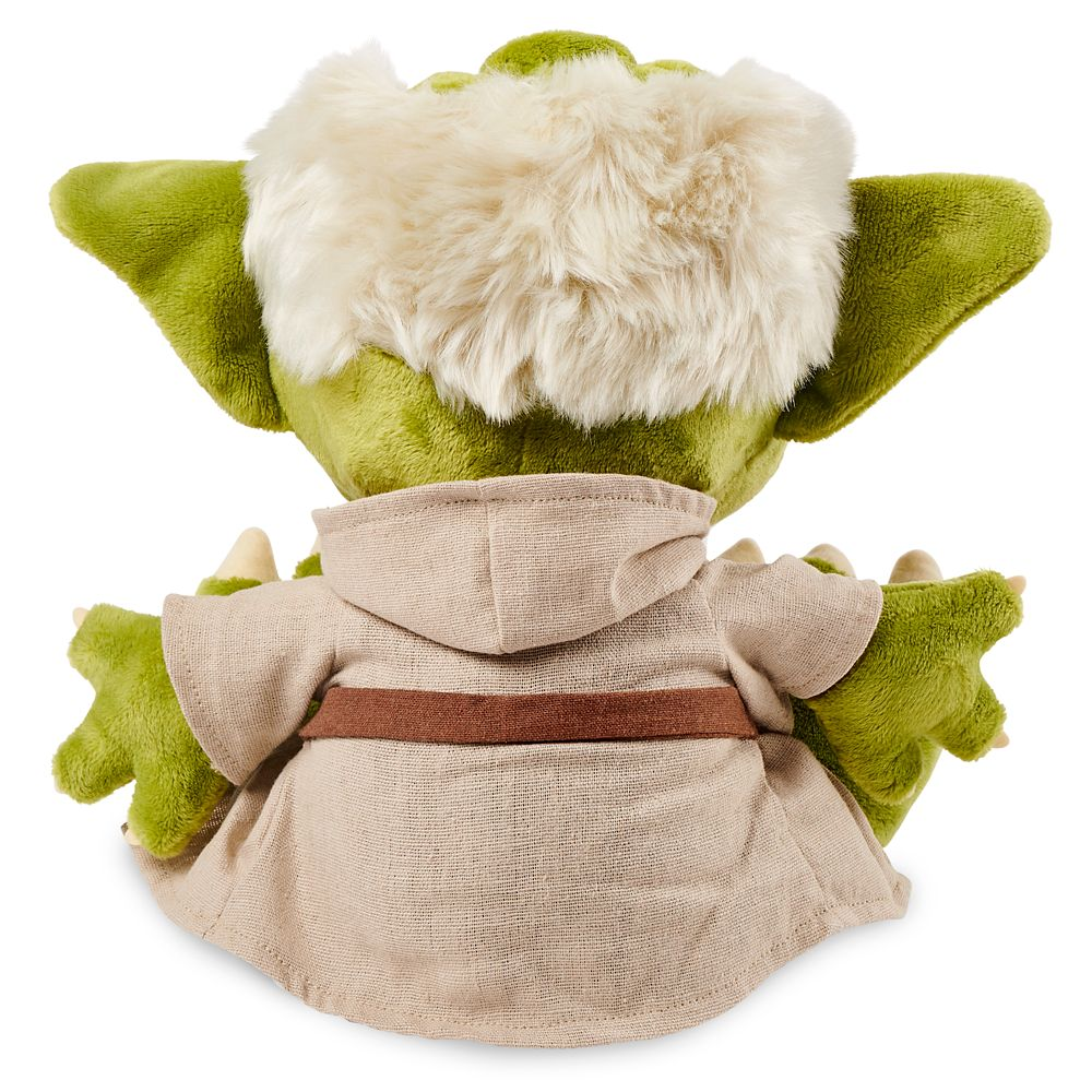 Yoda Big Feet Plush – Star Wars – Small 10''