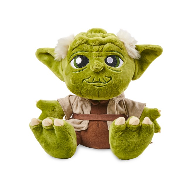 Yoda Big Feet Plush – Star Wars – Small 10''