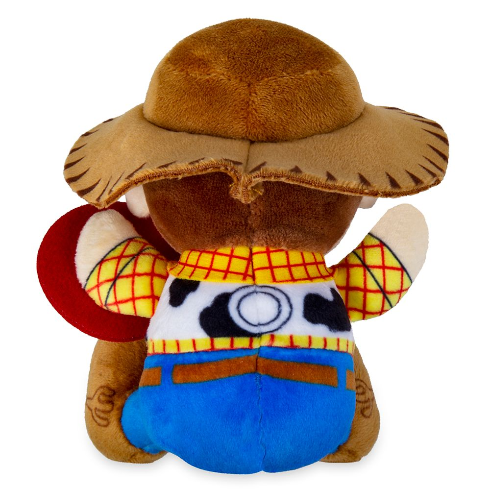 Woody Disney Parks Wishables Plush – Toy Story Mania! Series – Micro – Limited Release
