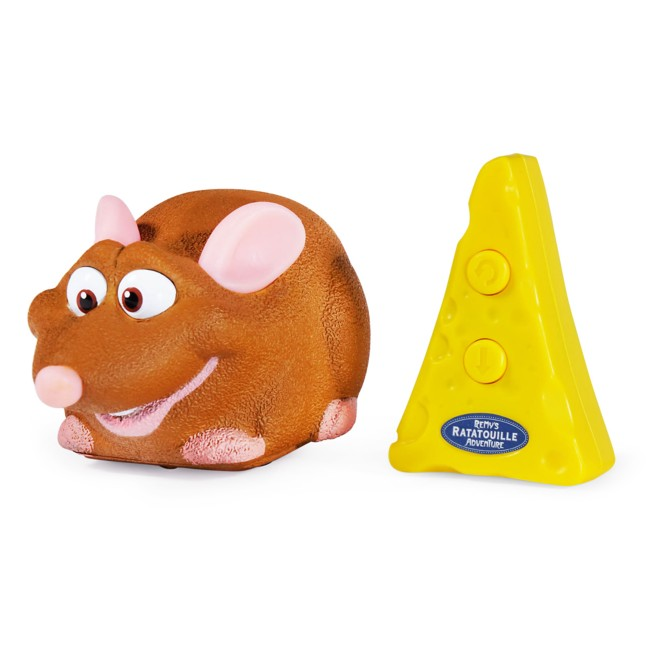 Emile Remote Control Toy – Remy's Ratatouille Adventure