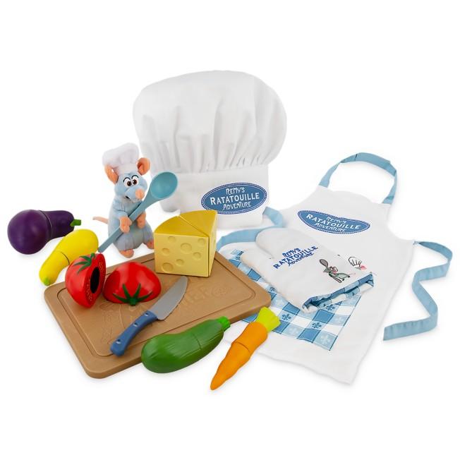 Remy's Ratatouille Adventure Little Chef Play Set