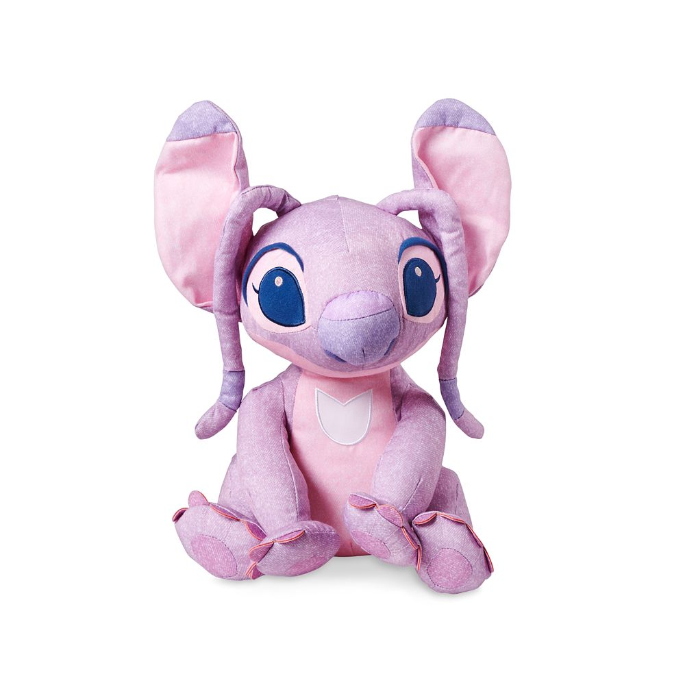 Angel Denim Plush – Lilo & Stitch – Small 11''