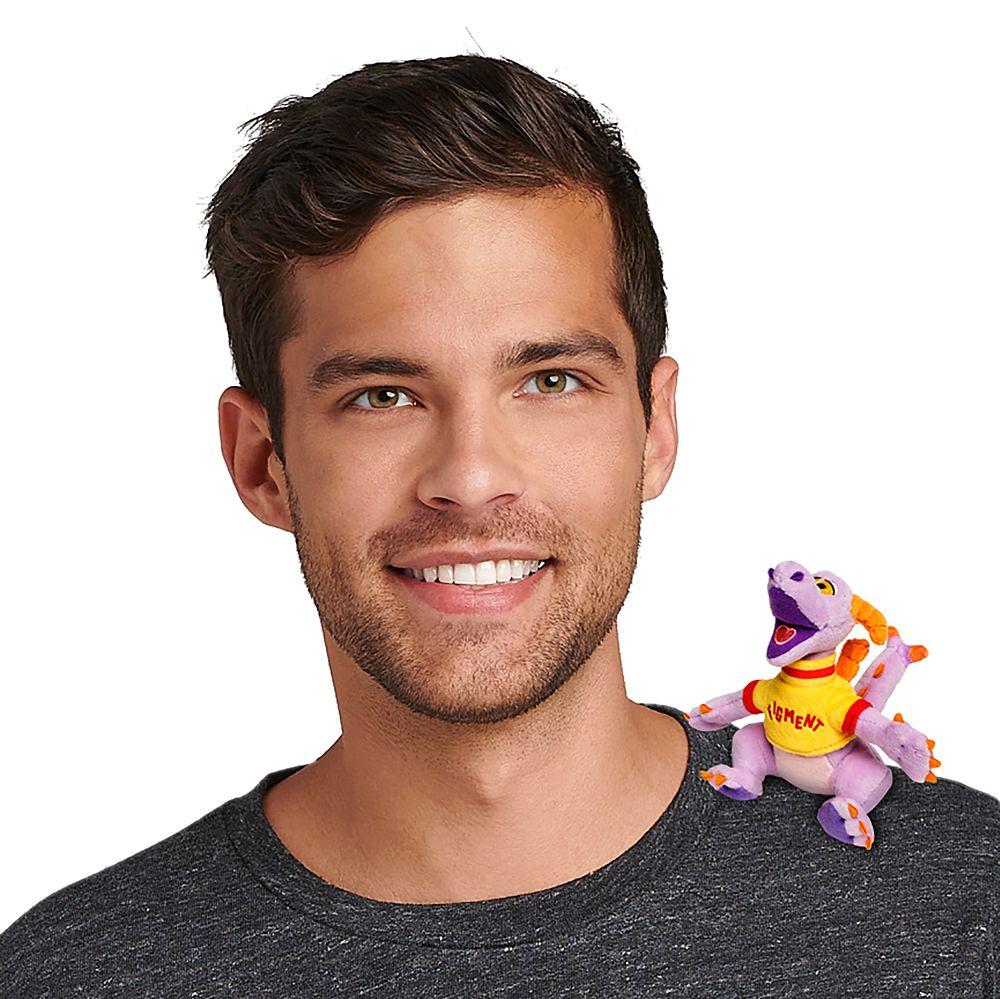 Figment Magnetic Shoulder Plush – 5''