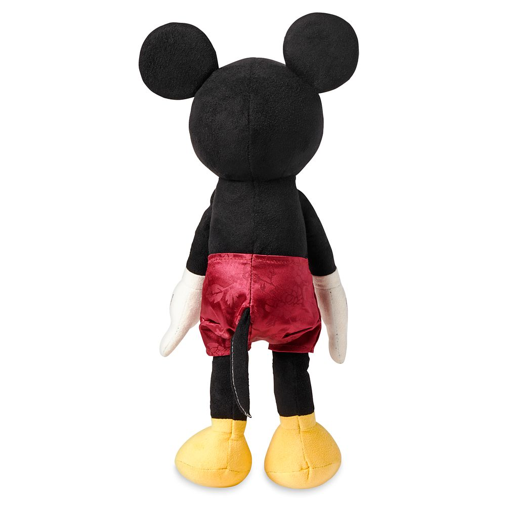 Mickey Mouse Crafted Plush – Small 11''