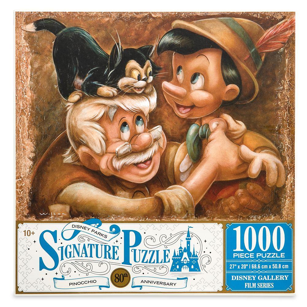 Pinocchio 80th Anniversary Puzzle