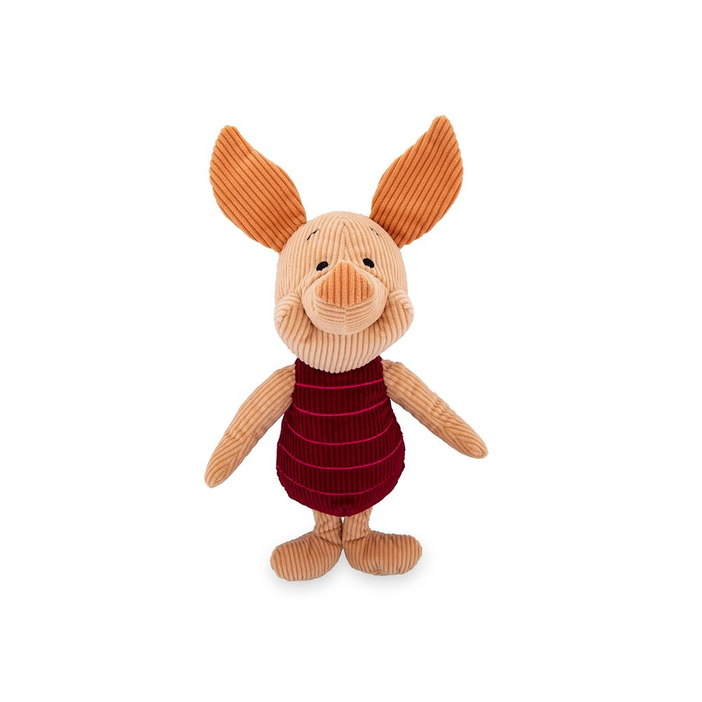 Piglet Corduroy Plush – Medium – 15''