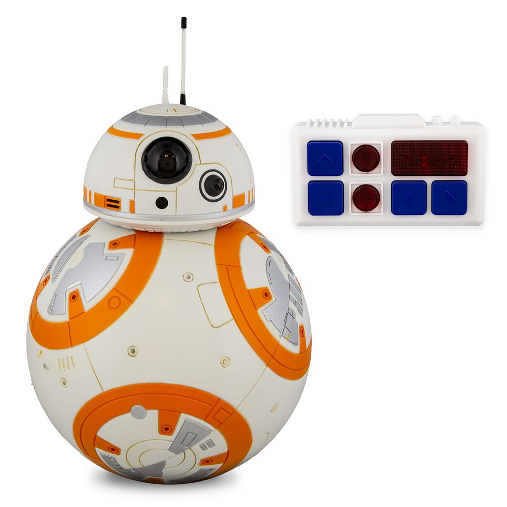 BB-8 Interactive Remote Control Droid – Star Wars