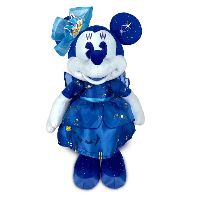 Minnie Mouse: The Main Attraction Plush – Peter Pan's Flight – Limited Release
