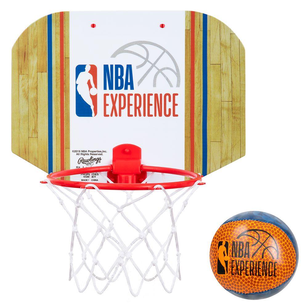 NBA Experience Softee Hoop Set