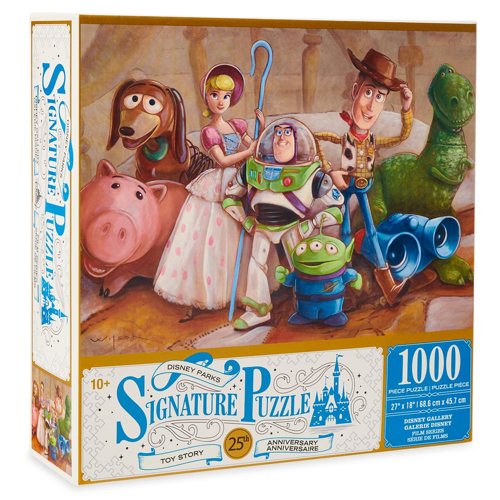 Toy Story 25th Anniversary Jigsaw Puzzle